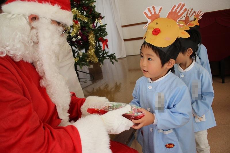 クリスマス会〈12月〉