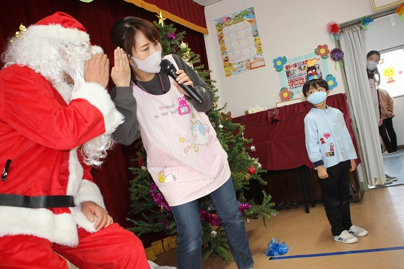 12月16日(水)クリスマス会