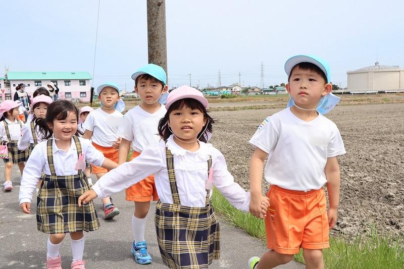 5月14日(金)園外散歩