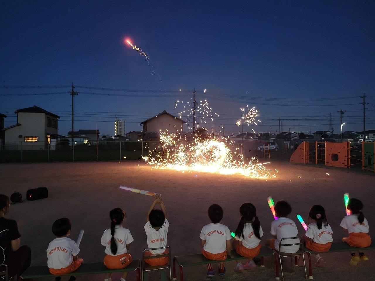 8月27日(金)年長プチキャンプ